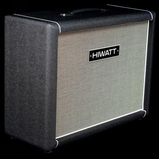 Hiwatt Custom 2 X 12 Closed Back Cabinet With Fane