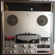 Revox PR 99 MK I Vinyl-Covered Wooden Rack Case