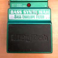 DigiTech digitech x-series bass synth wah envelope filter