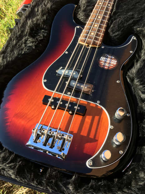 2016 Fender Magnificent 7 Limited American Pj Bass With