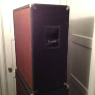 "Randall Straight 4X12""  Speaker Cabinet - Unloaded USA Made Thunderous Construction"
