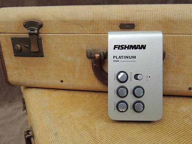 fishman platinum stage reverb. Black Bedroom Furniture Sets. Home Design Ideas