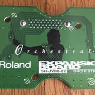 Roland SR-JV80-02 Orchestral Expansion Board for JV1080 - 2080 - 5080