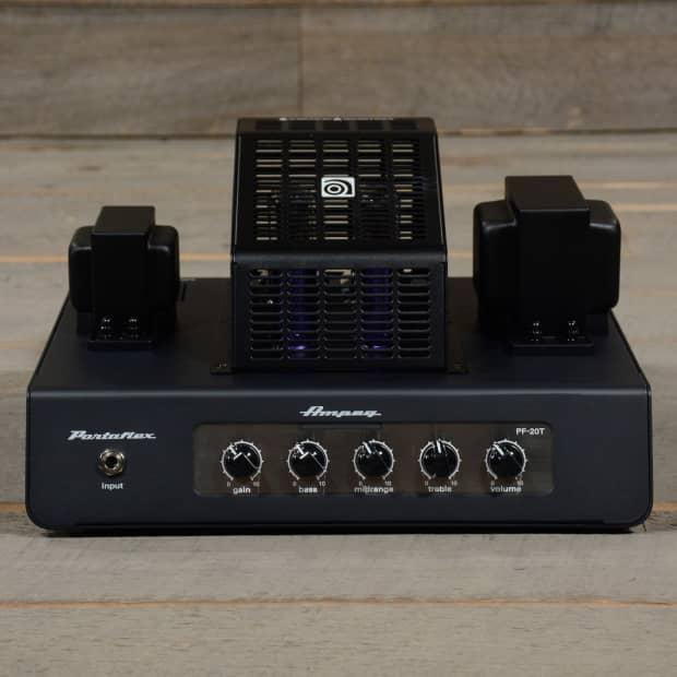 ampeg pf 20t portaflex 20w all tube head used reverb. Black Bedroom Furniture Sets. Home Design Ideas