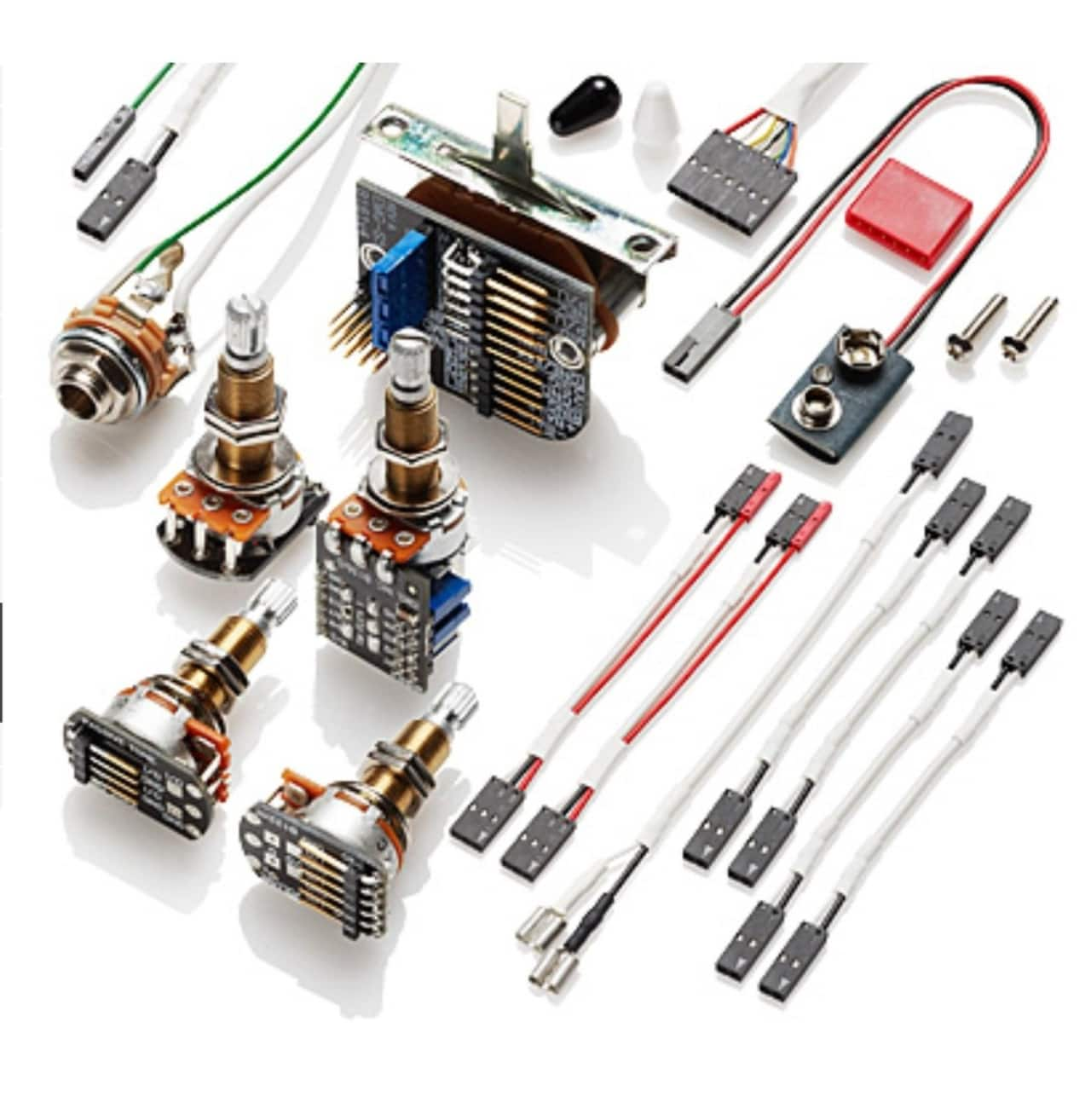 emg wiring guide with 155213 Emg Solderless Wiring Kit For 3 Pu S Long Shaft W Push Pull Pot on Horton C2150 Wiring Diagram as well Ibanez Mikro Bass Wiring Diagram furthermore Kenwood Ddx310bt Wiring Diagram additionally 6305176 Emg Emg 81 7 Brushed Chrome in addition Emg Hz Wiring Diagram Color.