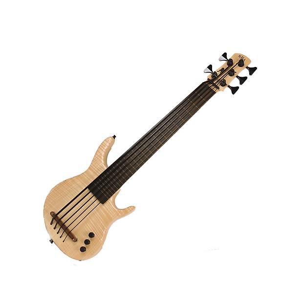 kala solid body u bass 5 string fretted satin natural reverb. Black Bedroom Furniture Sets. Home Design Ideas