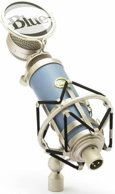 Blue Mics Bluebird Microphone Bundle With Mic Boom Stand