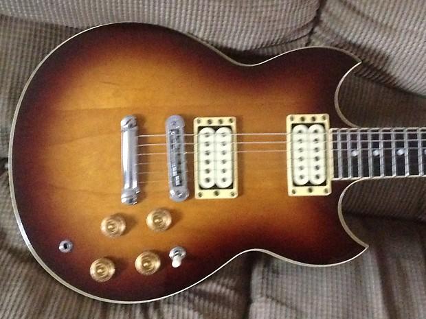 vintage yamaha sbg500 electric guitar w ohsc mij reverb. Black Bedroom Furniture Sets. Home Design Ideas