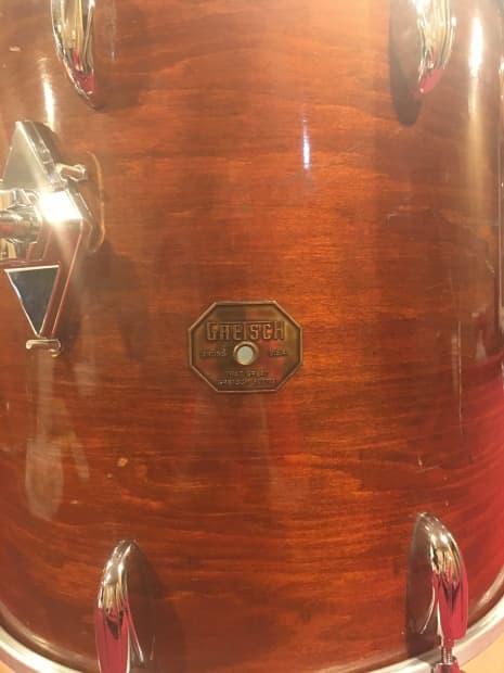 Gretsch usa custom 16x16 floor tom bass drum 1980 39 s for 16x16 floor tom