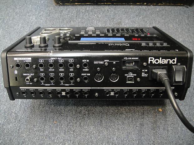 roland td 30 electronic drum sound module v drums td 30 great reverb. Black Bedroom Furniture Sets. Home Design Ideas