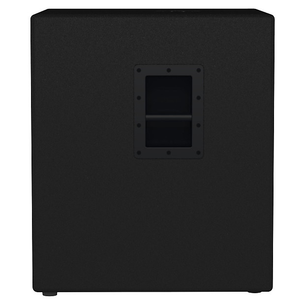 mackie thump18s 1200w 18 active powered subwoofer reverb. Black Bedroom Furniture Sets. Home Design Ideas