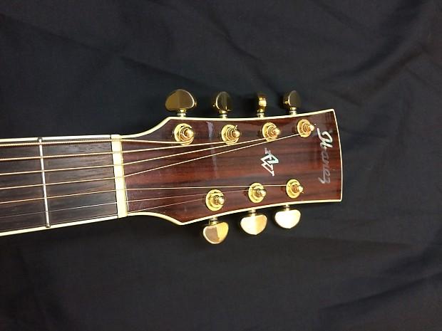 ibanez aj307ce 7 string acoustic electric guitar reverb. Black Bedroom Furniture Sets. Home Design Ideas