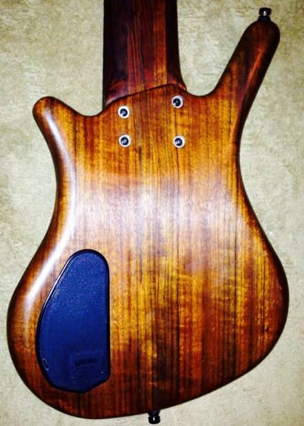 Warwick Thumb Bass Guitar 4-String Musicians Friend