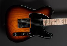 Fender Custom Shop NOS Proto Tele 2013 3 Tone Sunburst image