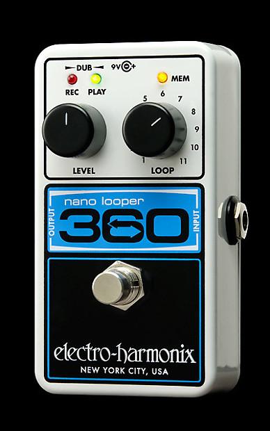 Ehx 360 Looper : electro harmonix nano looper 360 nanolooper360 reverb ~ Hamham.info Haus und Dekorationen