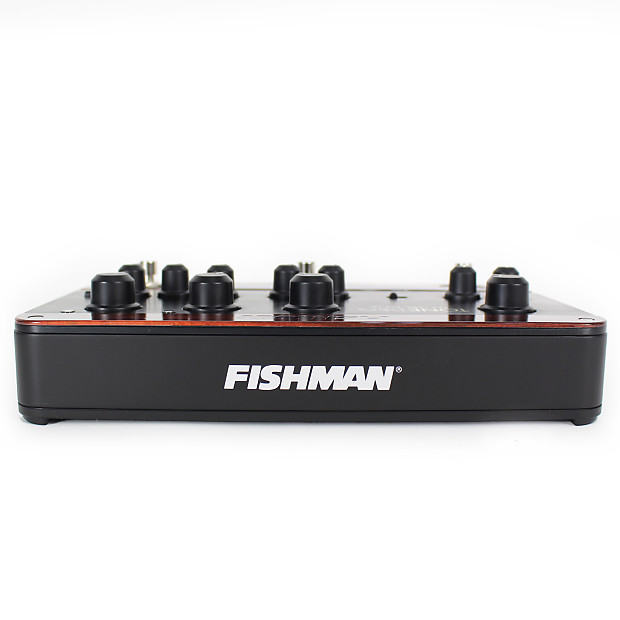 used fishman tonedeq acoustic guitar preamp multi. Black Bedroom Furniture Sets. Home Design Ideas