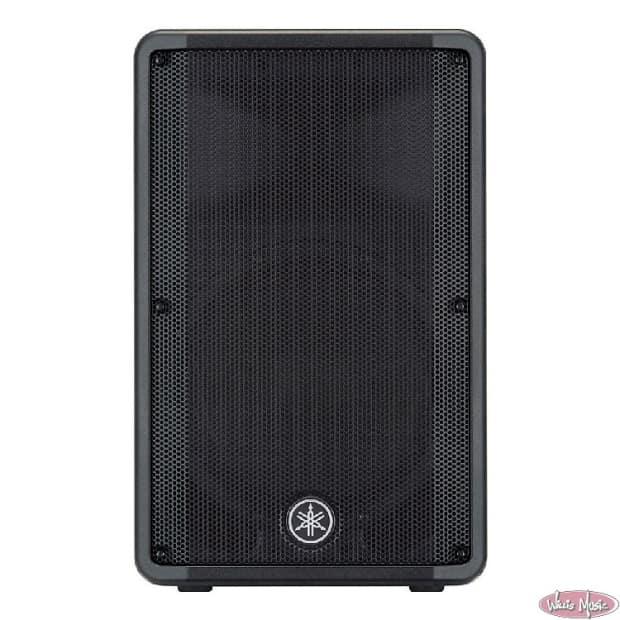 Yamaha dbr series dbr12 powered speaker cabinet reverb for Yamaha powered speakers review