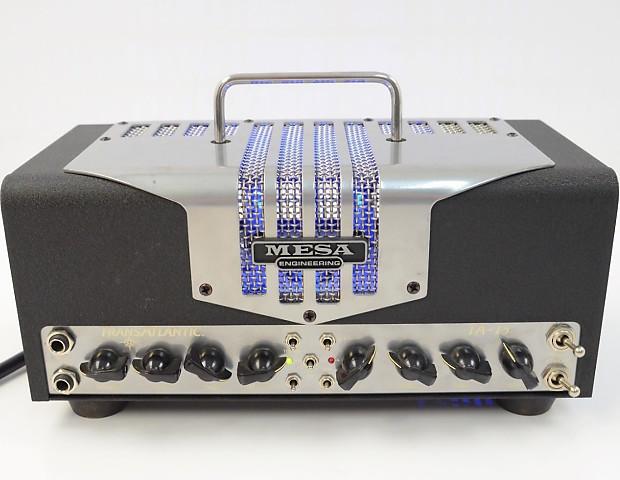 Mesa Boogie Transatlantic 15 : mesa boogie transatlantic ta 15 tube guitar amp head reverb ~ Russianpoet.info Haus und Dekorationen