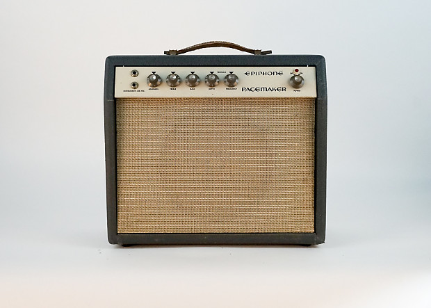 Vintage Epiphone Amplifier 2