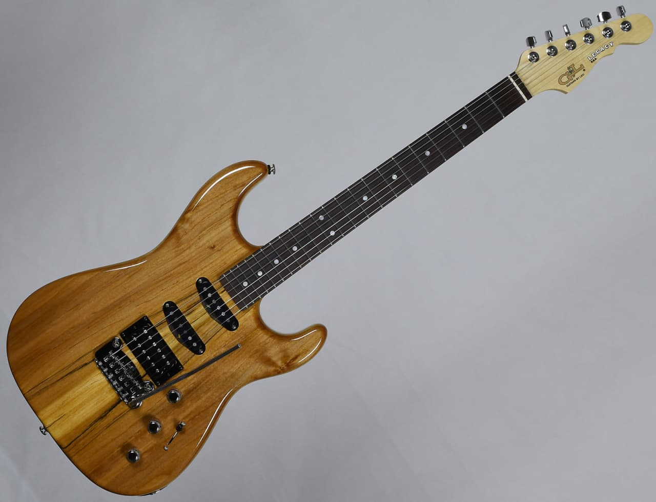 G Amp L Usa Legacy Spalted Alder Top Electric Guitar In Reverb