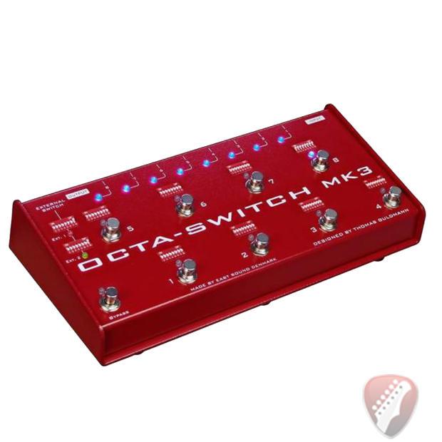 carl martin octa switch mk3 8 channel pedal switcher reverb. Black Bedroom Furniture Sets. Home Design Ideas