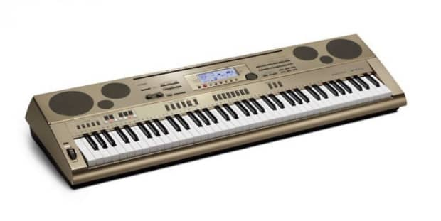 Workstation Keyboard New : casio at5 at 5 new oriental workstation keyboard 76 keys w reverb ~ Russianpoet.info Haus und Dekorationen