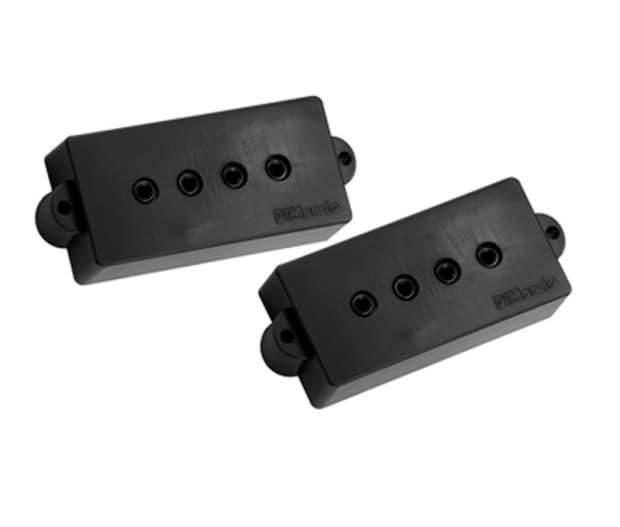 Dimarzio Jazz Bass Pickup Wiring Diagram : Dimarzio dp model p precision bass pickup reverb