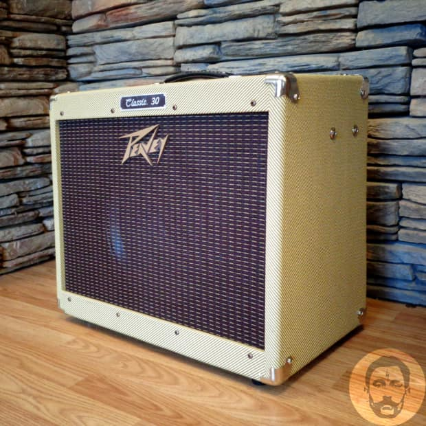 peavey classic 30 112 30w tube guitar amp w cover free reverb. Black Bedroom Furniture Sets. Home Design Ideas