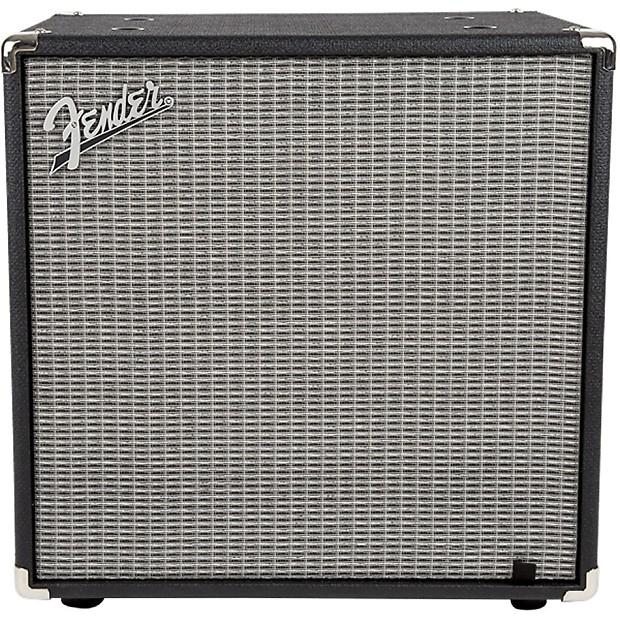 Fender Rumble 112 1x12 Bass Cabinet V3 Reverb