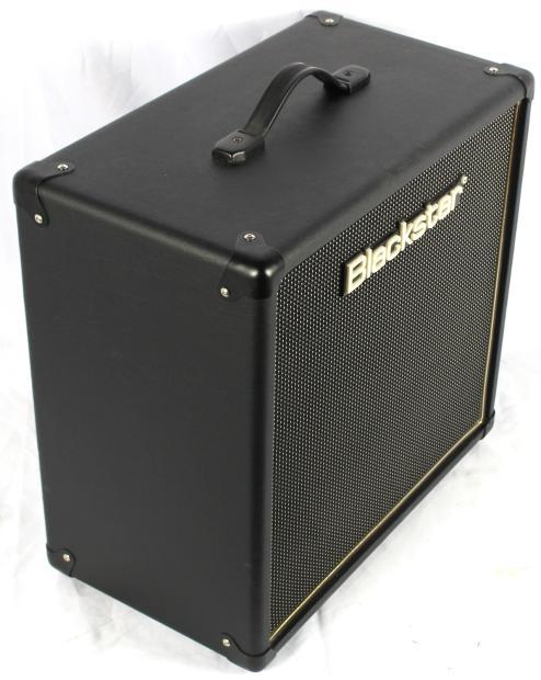 blackstar ht112 ht 112 electric guitar amplifier amp speaker cabinet cab black reverb. Black Bedroom Furniture Sets. Home Design Ideas