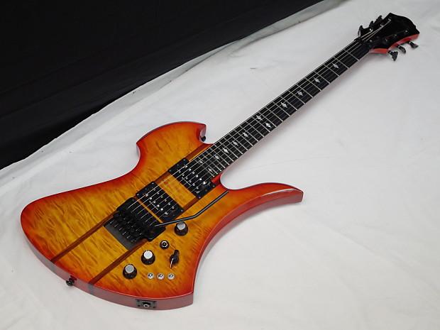 BC Rich Mockingbird ST electric Guitar Honey Burst new w ...