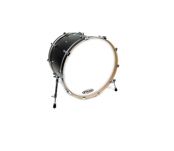 20 evans non level 360 eq3 resonant bass drum head coated reverb. Black Bedroom Furniture Sets. Home Design Ideas