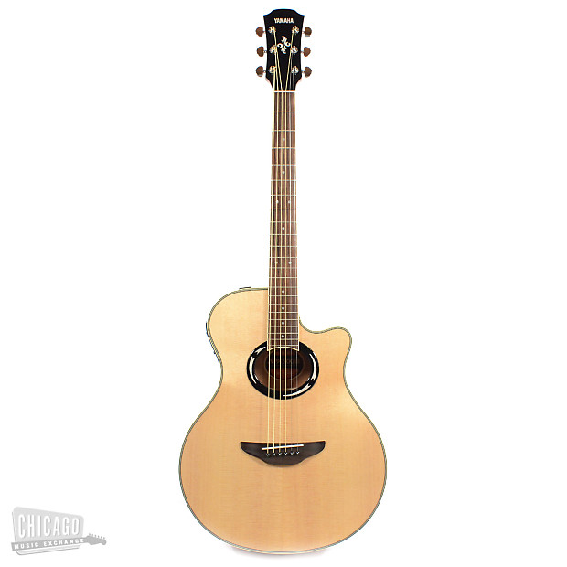 yamaha apx500iii thinline acoustic electric natural reverb. Black Bedroom Furniture Sets. Home Design Ideas