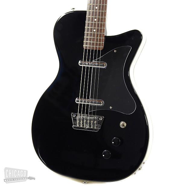 Danelectro '56 Baritone Guitar Black | Reverb