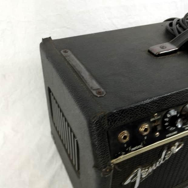 fender 75 tube guitar amplifier head reverb. Black Bedroom Furniture Sets. Home Design Ideas