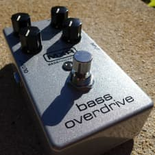 MXR M89 Bass Overdrive Pedal Mint in Box w/ Manual - Free Shipping! image