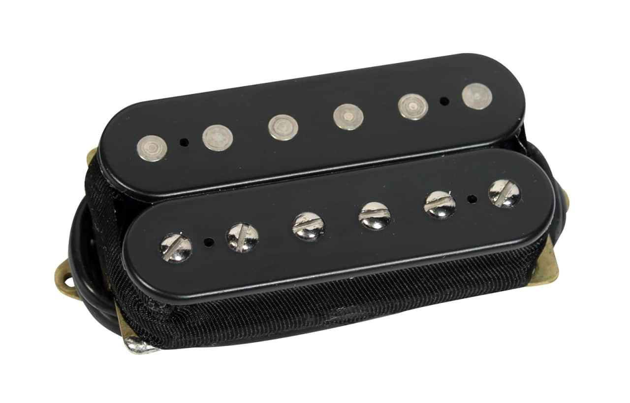 dimarzio dp155fbk tone zone humbucker pickup f spaced reverb. Black Bedroom Furniture Sets. Home Design Ideas