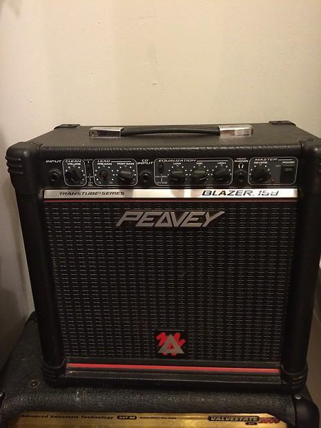 peavey blazer practice amp with speaker upgrade reverb. Black Bedroom Furniture Sets. Home Design Ideas
