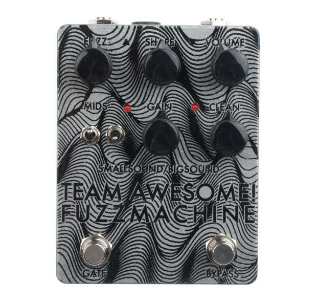 smallsound bigsound team awesome fuzz machine