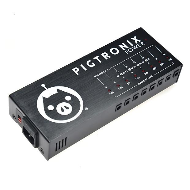 pigtronix power supply reverb. Black Bedroom Furniture Sets. Home Design Ideas