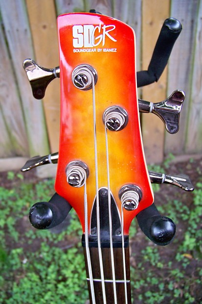 Ibanez Srx3EXQM1 4 string Quilted Maple Active Bass Guitar | Reverb
