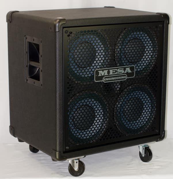mesa boogie standard powerhouse 4x10 bass cabinet new reverb. Black Bedroom Furniture Sets. Home Design Ideas