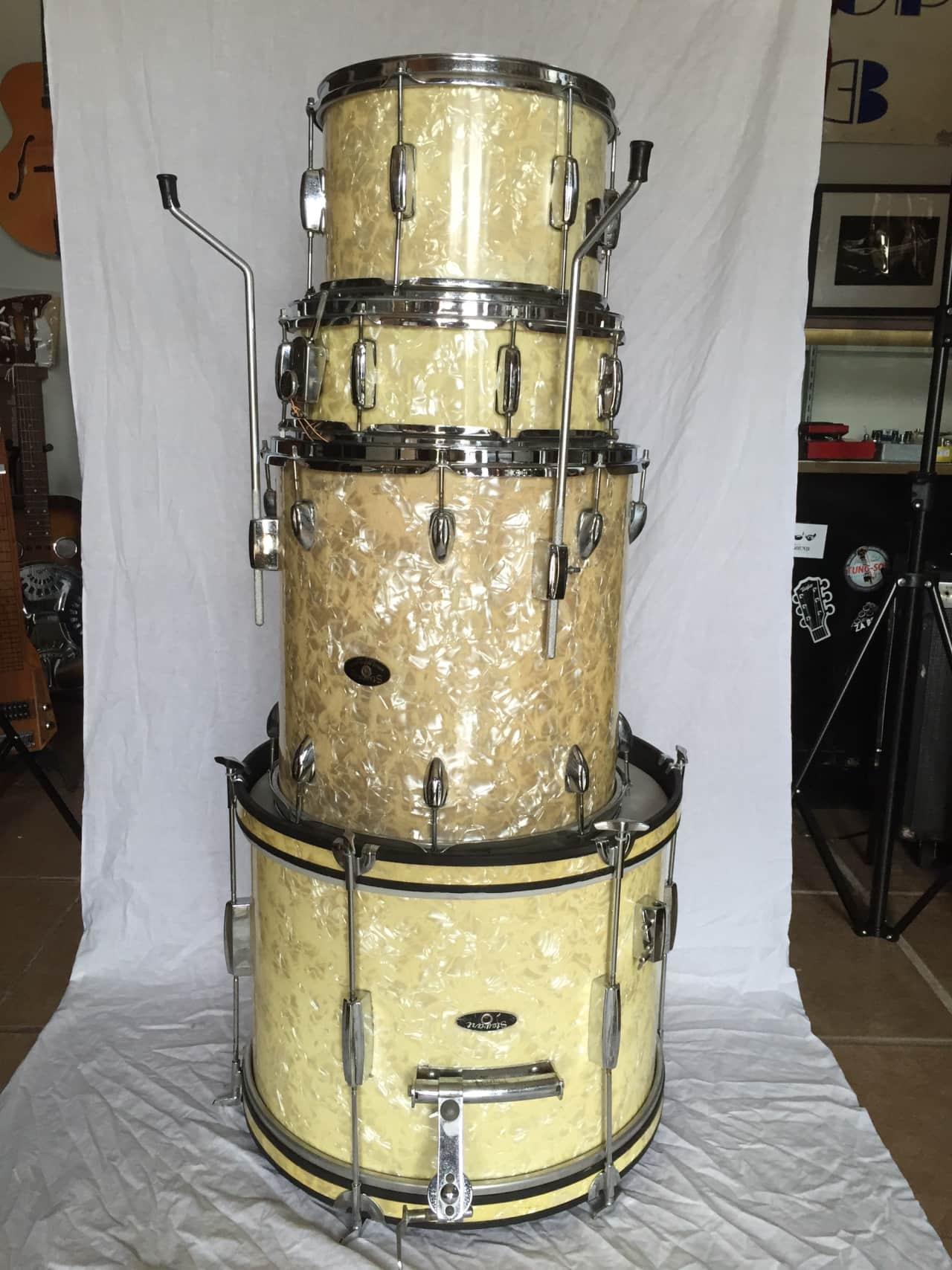 Direct Auto Sales >> Vintage 1960's Stewart Drum Kit JAPAN | Reverb