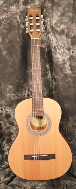 3 4 Size nylon string guitar aristocrat