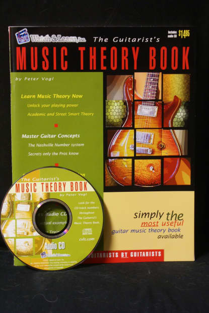 Best book out there for Music Theory? : musictheory