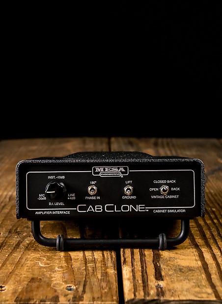 Mesa Boogie CabClone - 8ohm Passive Cabinet Simulator | Reverb