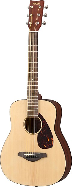 Yamaha jr2 fg 3 4 junior acoustic guitar in natural reverb for Yamaha jr2 3 4