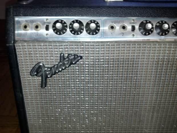 Bill S Auto Sales >> Fender Super Reverb 1975 Silverface   Reverb