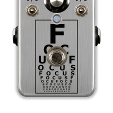 VFE Pedals Focus mid boost - no battery snap image