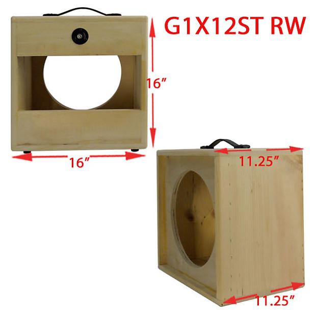 1x12 solid pine raw wood extension guitar speaker empty reverb. Black Bedroom Furniture Sets. Home Design Ideas